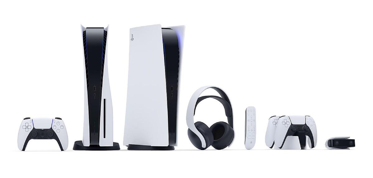 PS5 コントローラー、充電スタンドなど周辺機器を解説|PS4との互換性や用途を紹介