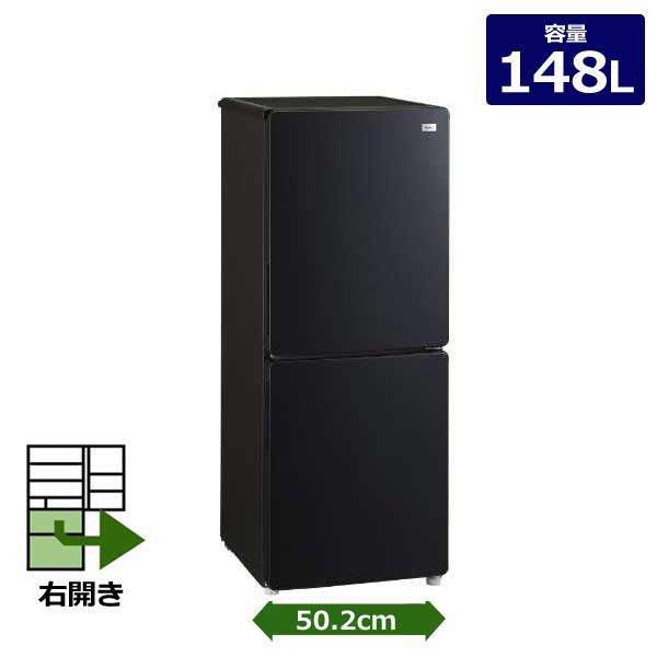 ハイアール JR-NF148B-K 商品コード:4562117087481
