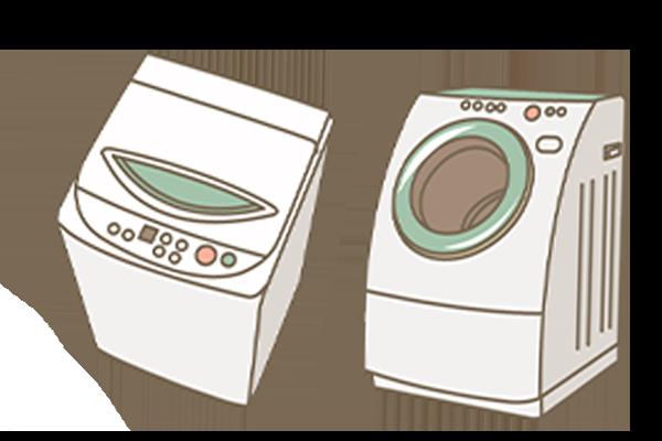 縦型洗濯機とドラム式洗濯機
