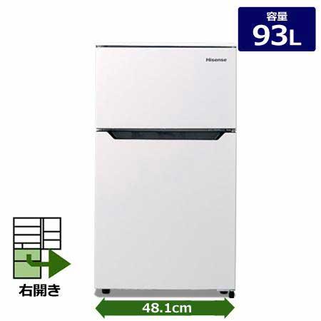 ハイセンス HR-B95A 商品コード:4580341982426