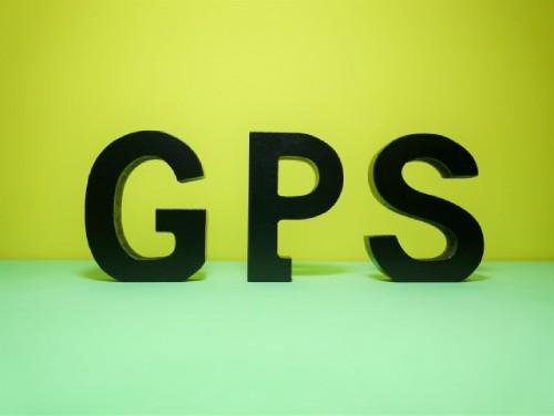 セルラーモデルにはGPS機能が付いている