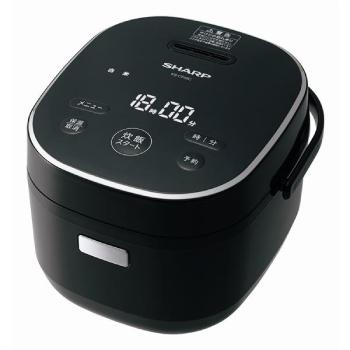 SHARP シャープ 炊飯器 KS-CF05C-B