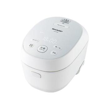 【SHARP シャープ】炊飯器 KS-HF05B-W