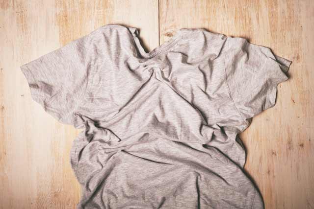 衣類が傷みやすいイメージ