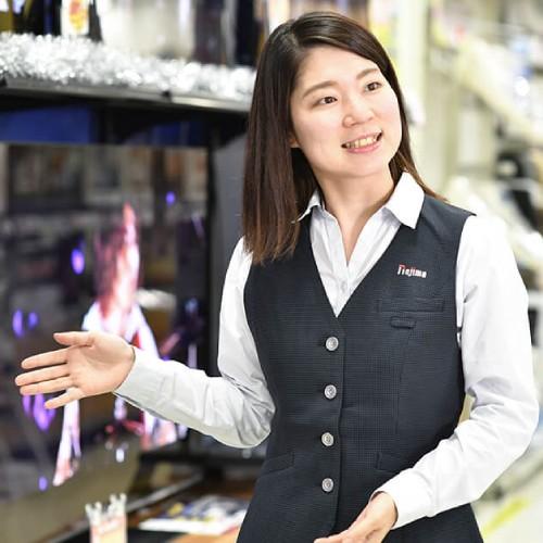 ノジマ店員の画像2