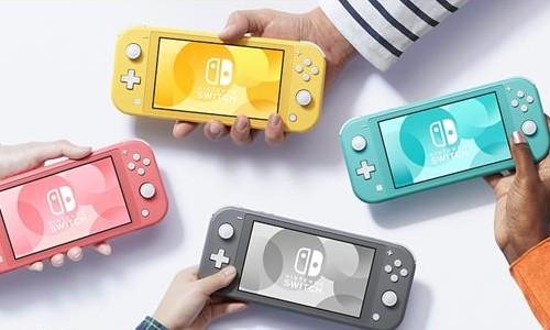 ニンテンドースイッチライト(Nintendo Switch Lite)は携帯モードに特化したモデル