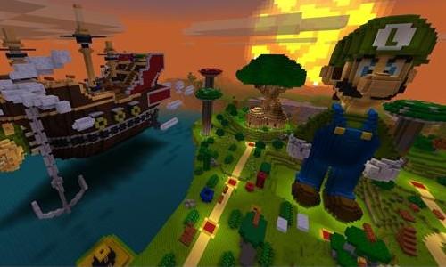 マインクラフト(Minecraft)