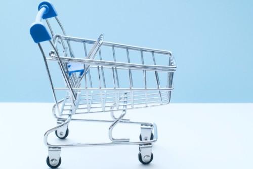 一緒に買い物に行く