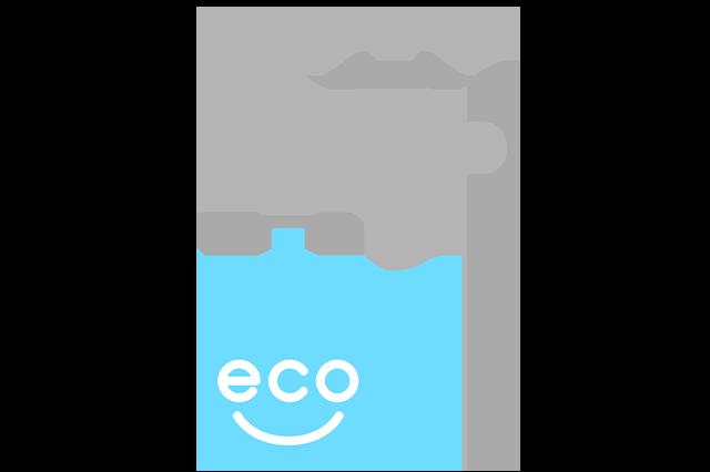 節水効果があるイメージ