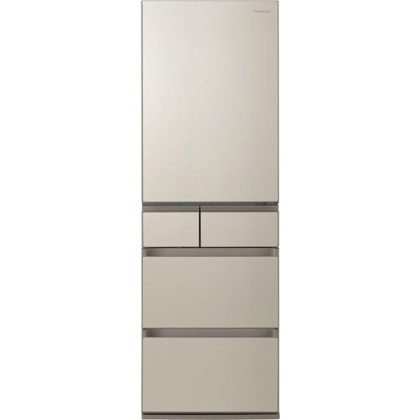 【パナソニック】冷蔵庫 NR-E457PX-N