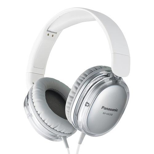 【Panasonic】 DTS Headphone X対応 ステレオヘッドホン ホワイト RP-HX350-W JAN:4549077134882