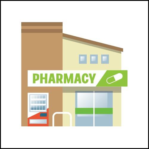 薬局のイメージ