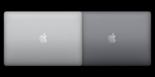 MacBookProのカラーバリエーション