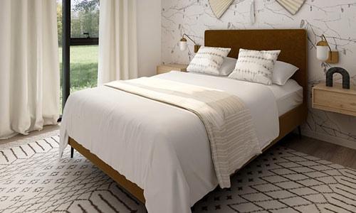 セミダブルベッドのイメージ画像