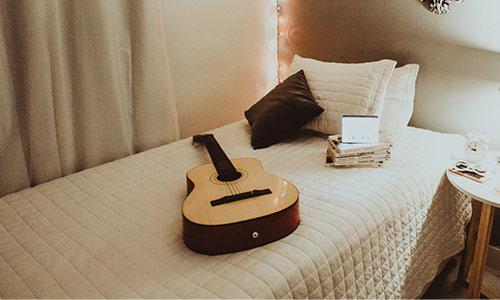 シングルベッドのイメージ画像