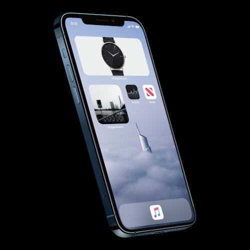 iPhone12前面ガラス