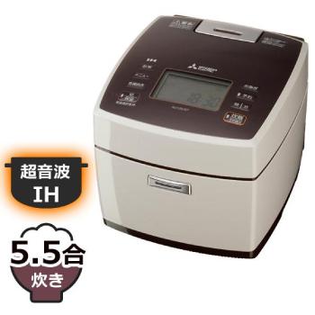 MITSUBISHI 三菱電機  超音波IH 炊飯器 NJ-UA107-C