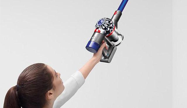 軽い掃除機のイメージ画像