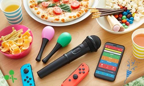 カラオケ JOY SOUNDS for Nintendo Switch