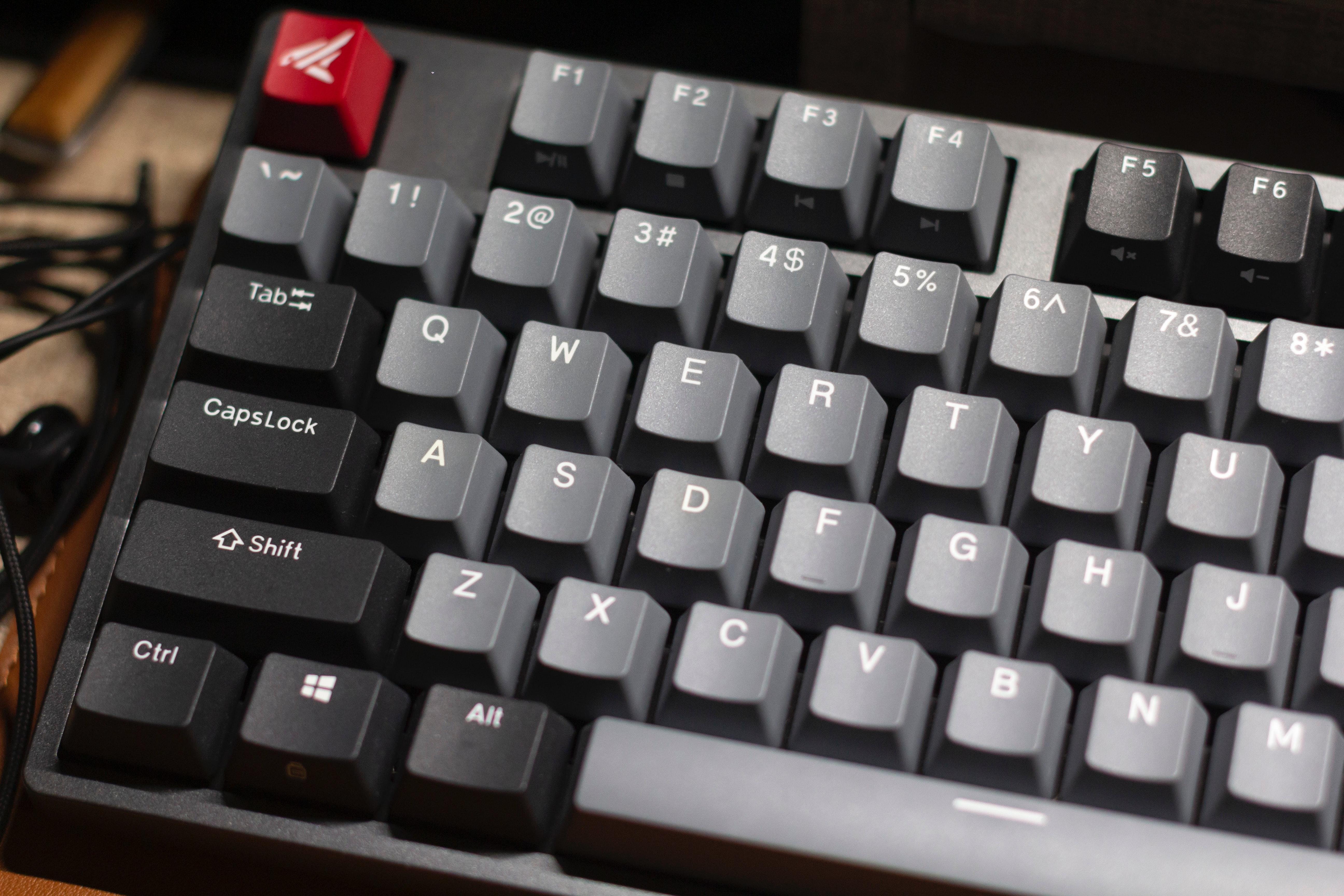 「メンブレン」キーボードの特徴