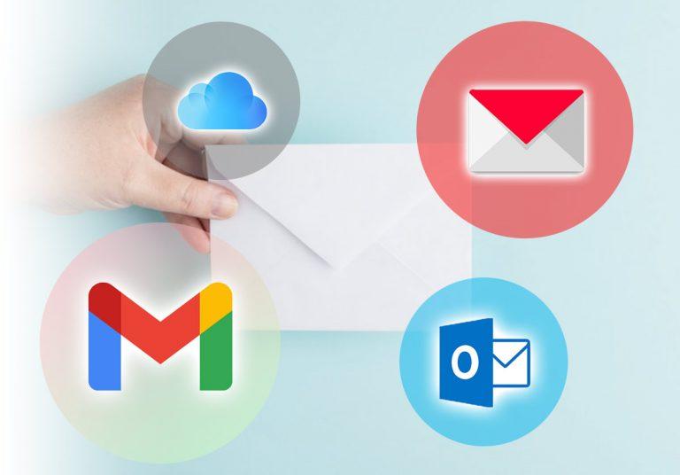 フリーメールとは?Gmailやヤフーなどのおすすめ5選