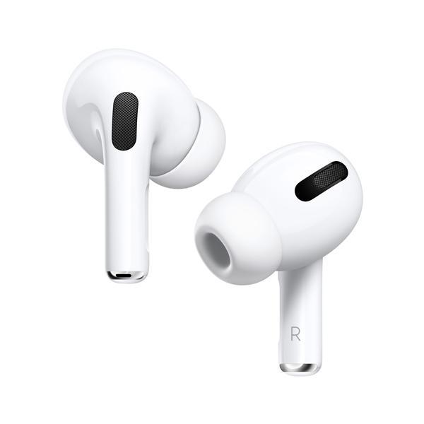 【Apple アップル】 AirPods Pro ノイズキャンセリング付完全ワイヤレスイヤホン MWP22J-A