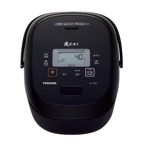 東芝 RC-10VRR-K 商品コード:4904530108464