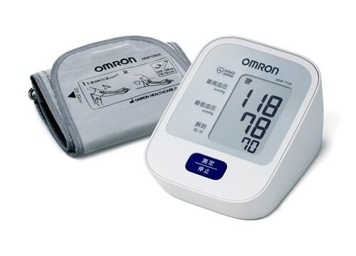 【オムロン】上腕式血圧計/HEM-7120
