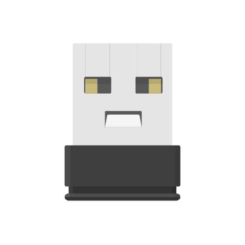 USBレシーバー