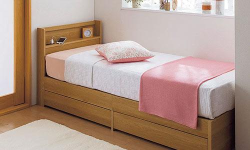 セミシングルベッドのイメージ画像