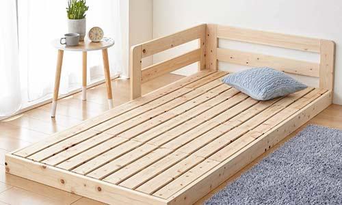 すのこベッドのイメージ画像