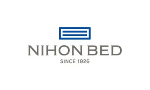 日本ベッドのロゴ