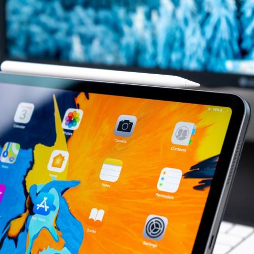 Apple PencilとiPad
