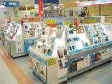 機種変更最短15分(ドコモ・AU)お買いもの中に、最新の携帯電話に変更できます。
