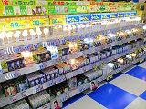 LED電球コーナー