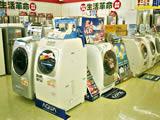 洗濯機・冷蔵庫コーナー