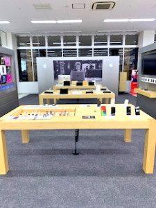 Appleコーナー