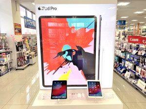 iPadコーナー