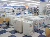 洗濯機コーナー 今、主婦の方から注目されているドラム式乾燥機タイプを数多く取り揃えております。
