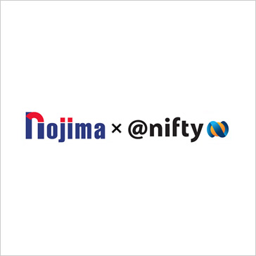 ノジマグループ「ニフティ」のサービス