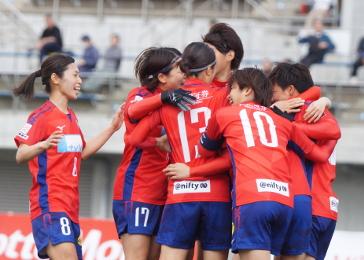 ノジマステラ神奈川相模原  女子サッカーなでしこリーグ