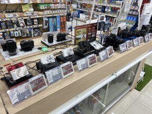 デジタルカメラコーナー